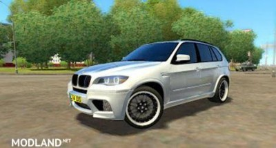 BMW X5 M PP-Perfomance Stage 3 [1.2.5], 1 photo